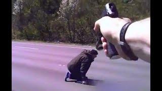 Полицейские будни снятые на видео камеру Видеопатр...