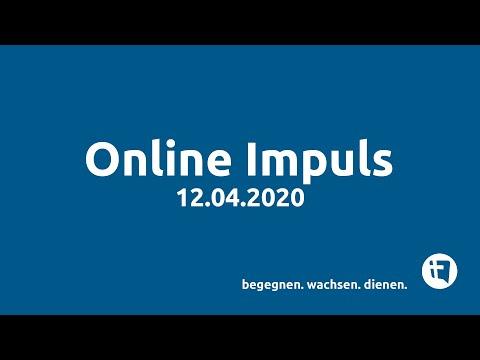 Online-Impuls // Christengemeinde Duisburg // 12.04.2020