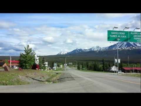 Haines Junction, Alaska Highway, Yukon