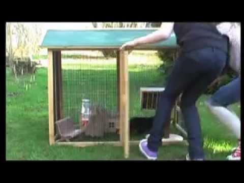 Kaninchenkäfig Selber Bauen Wwwselber Bauende
