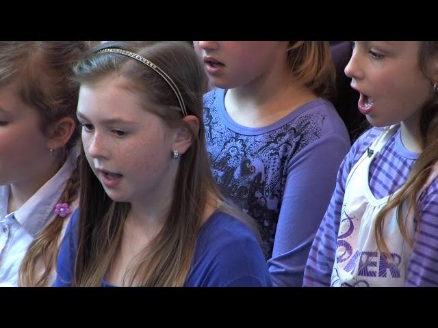 Koncert Detského orchestra zo Žiliny a detského zboru z Varína