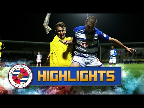 2-minute review: Burton Albion 1-3 Reading (Sky Bet Championship), 30th January 2018