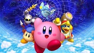 Kirby's Return to Dreamland All Cutscenes (Game Movie) HD