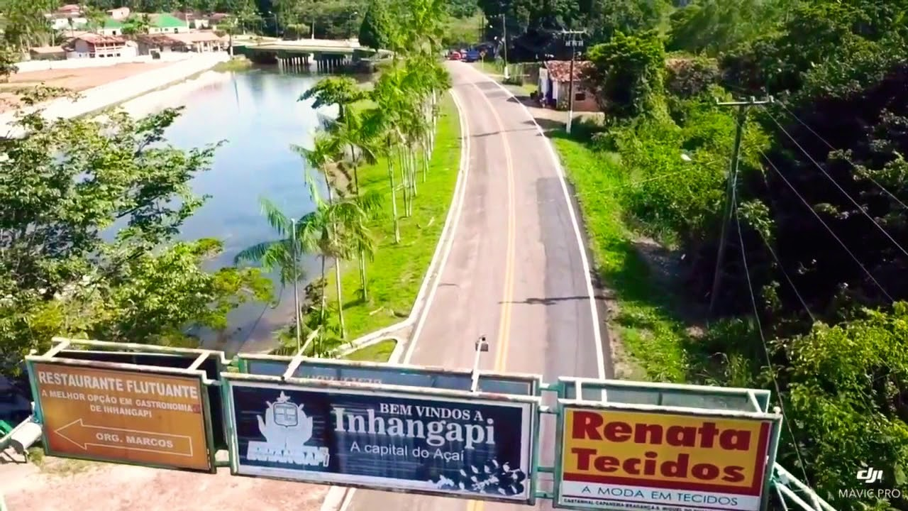Cidade de Inhangapi PA!!! - YouTube