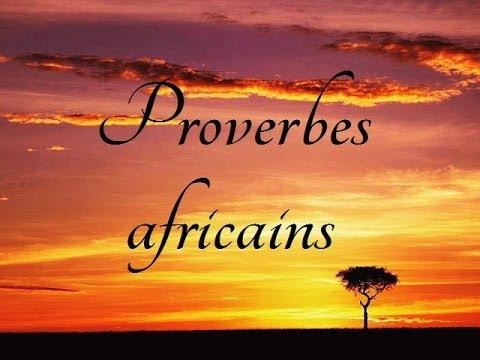 Les plus beaux proverbes africains partie 2 youtube - Les plus beaux lampadaires ...
