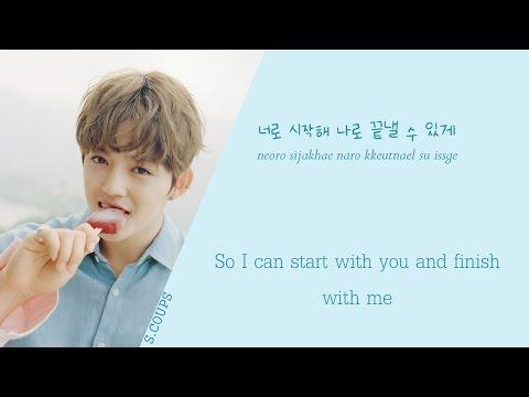 SEVENTEEN (세븐틴) - Very NICE (아주 NICE) (Color coded Han/Rom/Eng) lyrics