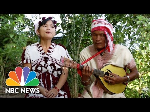 Travels In Myanmar: The Rich Musical Heritage | NBC News