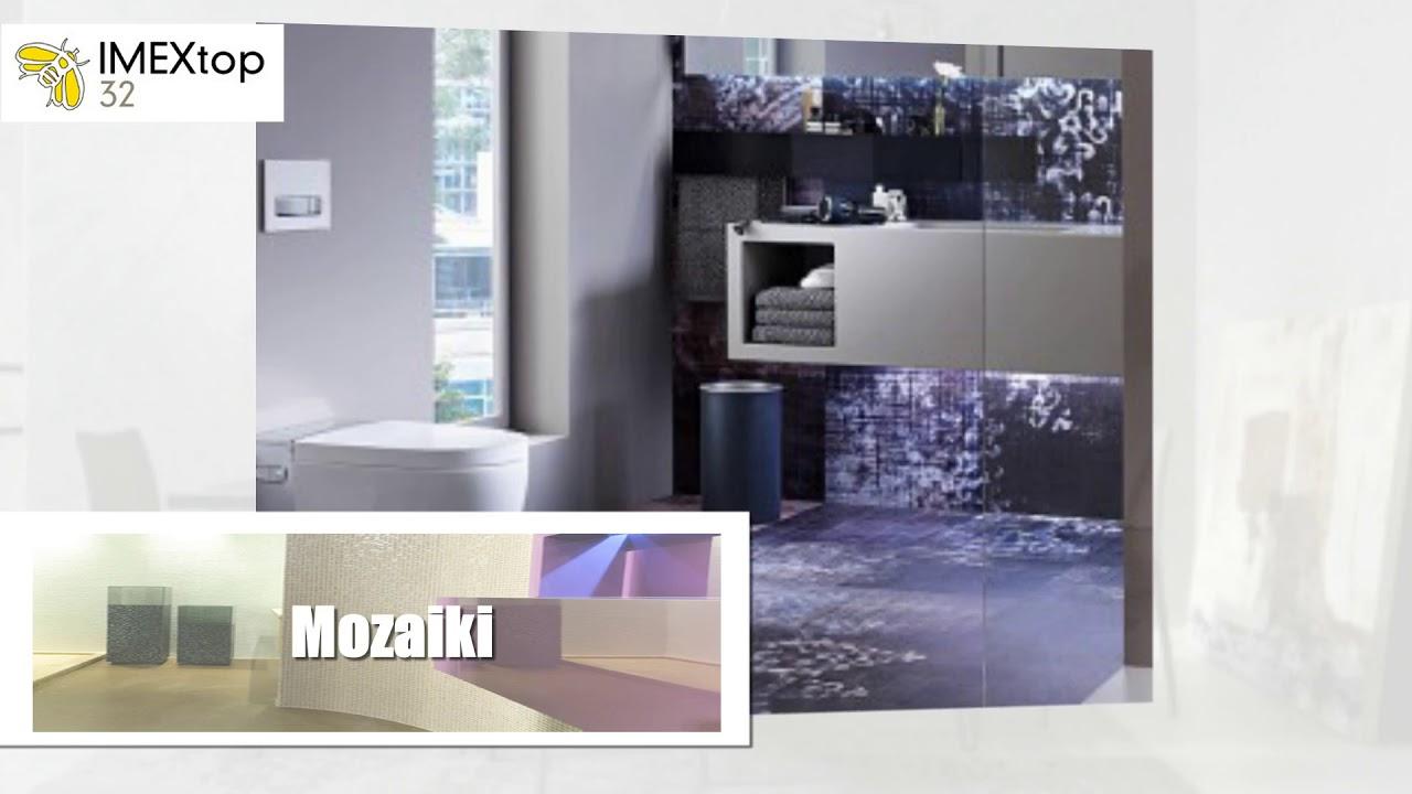 Płytki Ceramiczne Mozaika Wyposażenie łazienki Gdańsk Imex Top 32
