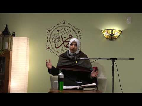 On Healthy Relationships (Part 3) - Only God Knows Where the Good Lies | Focus Class | Ust. Shehnaz
