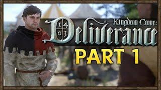 Kingdom Come: Deliverance Part 1 - Saving Slovvy
