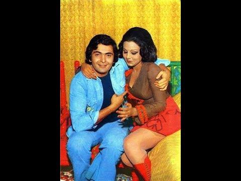 Rare Photos Of Bollywood Couple Rishi Kapoor And Neetu Singh
