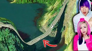 10 Roads You Should Never Drive On!