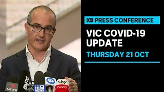 IN FULL: Victorian records 2,232 cases and 12 deaths   ABC News screenshot 5
