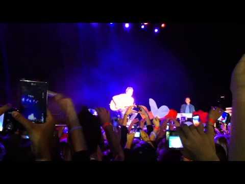 Austin Mahone - All I Ever Need live E-Werk Cologne