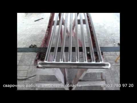 Изготовление стальных радиаторов