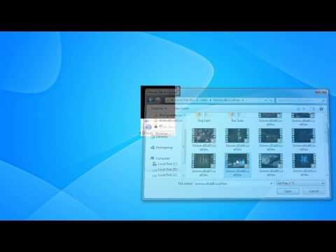 Windows Media Player Gadget