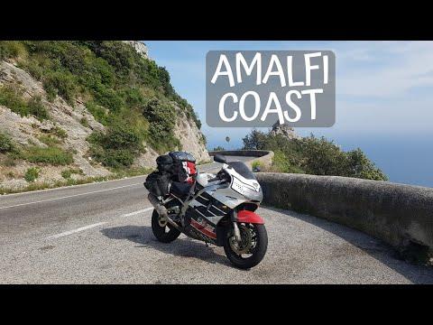 Italy - Amalfi Coast / Europe motorcycle trip 2018 part 23