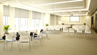 Офисный центр: оборудование переговорных и конференц-залов<