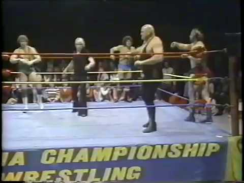 GCW January 30, 1982 #2 (When Roddy Piper & Bob Armstrong Explode)