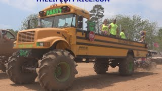 REDNECK HEAVEN @ LOUISIANA MUD FEST 2014