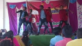 Ap model school mulakalacheruvu 10th Farewell party clebrations