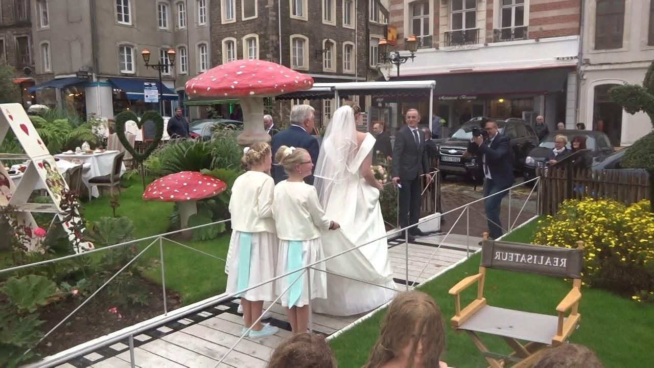 MARIAGE DU MAIRE DE BOULOGNE SUR MER 07/10/2017