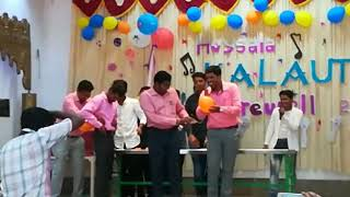 Hoysala pu college  Farewell function