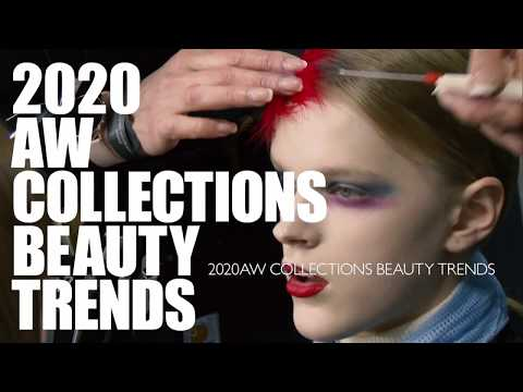 【Beauty Moment】2020秋冬トレンドメイクアップ