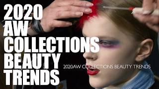 ヘアメイクの力で新たな美が誕生する瞬間を伝えるコーナー、「Beauty Moment」。 今回は、2020秋冬コレクションより、 資生堂のヘアメイクアップア...