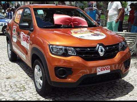 Sorteio de Natal do 3º Fest Prêmio da ACIAPA em Amargosa