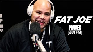 Fat Joe - Almost Killing Smokey Robinson, Lonzo Ball, Acting & More