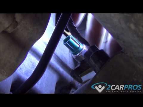 Transmission Speed Sensor Replacement Honda Element 2003-2011