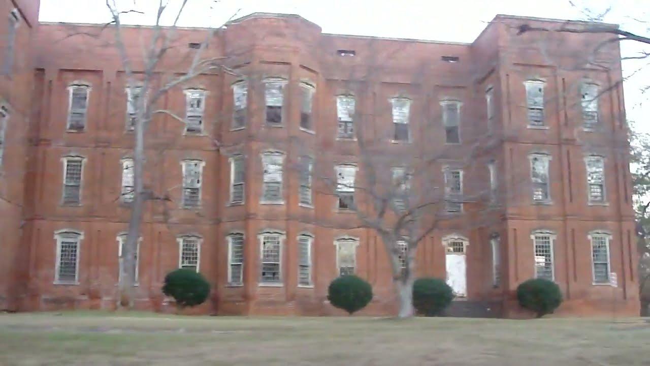 haunted insane asylum