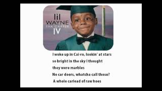 Lil Wayne [The Carter IV]  Interlude Lyrics -  ft Tech N9ne & Andre 3000