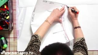 Как сшить юбку часть 1