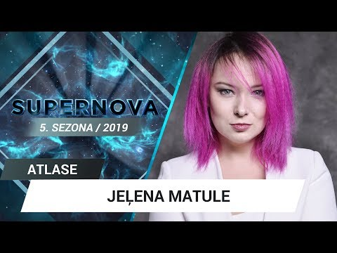 "Jeļena Matule ""With you"" 