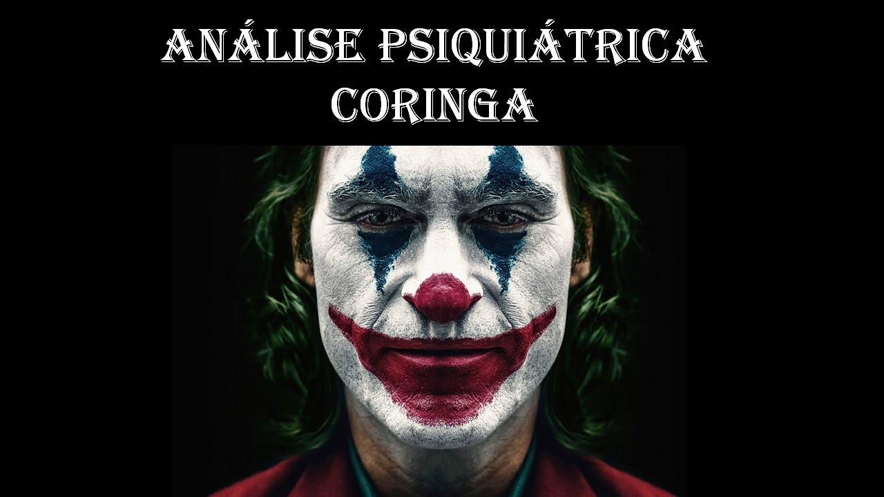 CORINGA, Análise Psiquiátrica do Filme // [Joker, 2019]