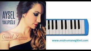 Melodika Eğitimi - Aysel Yakupoğlu - Gün Gelir Melodika Video