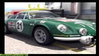 Toca Race Driver 3 - Cutscenes Part 1