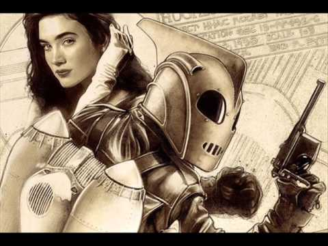 The Rocketeer 20th anniversary reunion panel