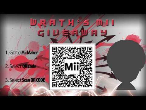 [3DS] Mii Giveaway 2!