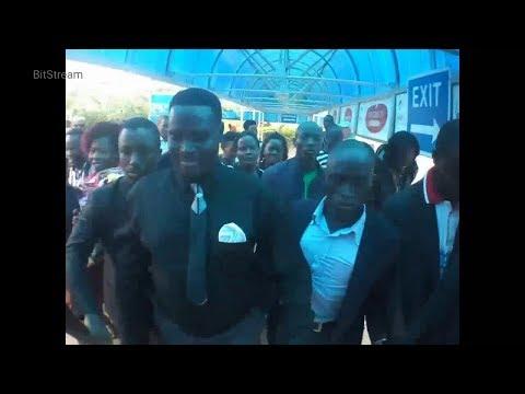 PR. YIGA AGUSTINE AKOMYEEWO MU UGANDA OKUVA SOUTH AFRICA LIVE KU ABS TV