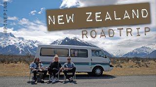 a New Zealand Vanlife Roadtrip / ein Roadtrip durch Neuseeland