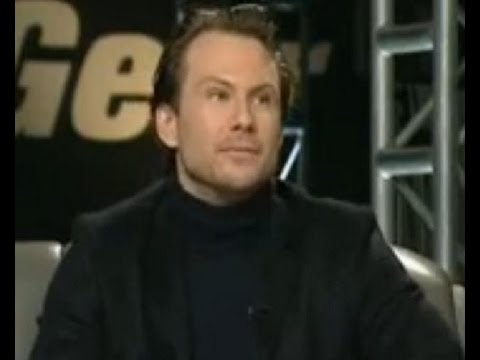 The Christian Slater interview - Top Gear - Series 5 - BBC