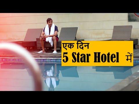 A Day In JW Marriott 5 Star Hotel