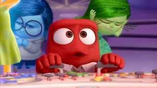 See the world Inside Out Extended Trailer & Sneek Peek Pixar Movie 2015