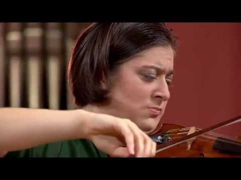 Veriko Tchumburidze (Georgia/Turkey) - Stage 2 - H. Wieniawski Violin Competition STEREO