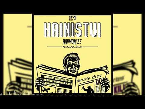Harmonize - Hainistui (Official Audio)