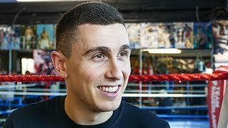 'I can confirm that JAMES DeGALE & TOWIE ARG are completely fine.'