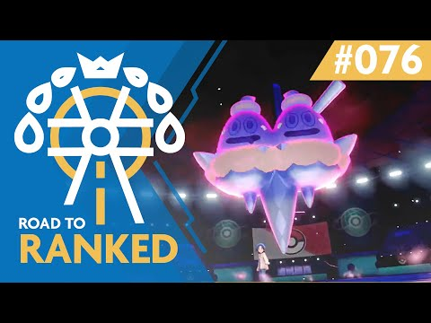 Road To Ranked #76 - Mimikyu's Return | Competitive VGC 20 Pokemon Sword/Shield Battles